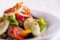 Free Salad Vegetables Royalty Free Stock Photo - 16088245