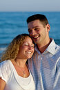 Free Smiling Couple Royalty Free Stock Photo - 16089675