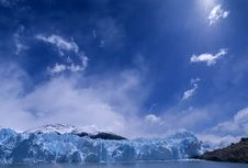 Free Perito Moreno Glacier Royalty Free Stock Photo - 16080505
