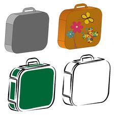 Free Bags Royalty Free Stock Photos - 16081008