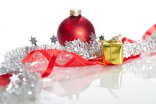 Free Christmas Decoration Stock Photography - 16081472