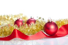 Free Christmas Decoration Stock Photography - 16081492