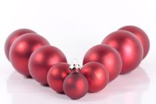 Free Christmas Decorations Royalty Free Stock Image - 16081626