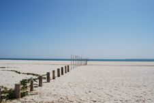 Free Beach In Oman Stock Photography - 16082512