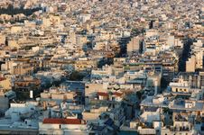 Free Roofs Of Athens,Greece Royalty Free Stock Images - 16082569