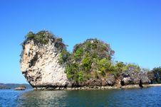 Free Krabi Royalty Free Stock Image - 16082706