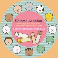 Free Chinese 12 Zodiac Royalty Free Stock Photos - 16083028
