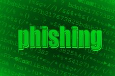 Free Phishing Virus Stock Image - 16083731