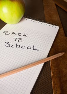 Free Back To School Concept Royalty Free Stock Image - 16084866
