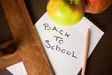 Free Back To School Concept Stock Images - 16085014