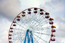 Free Ferris Wheel Stock Images - 16086414