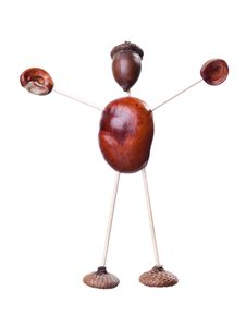 Free Chestnuts Toys Stock Photography - 16086962