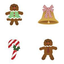 Free Christmas Decoration 1 Stock Images - 16087804