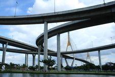 Free Bhumibol Bridge Stock Photos - 16088603