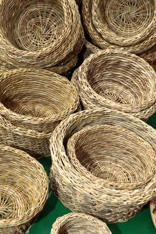 Free Baskets Stock Images - 16089544