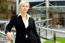 Free Young Attractive Business Woman Royalty Free Stock Photo - 16089565
