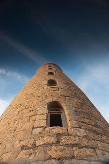 Free Stone Lighthouse Stock Images - 16089764