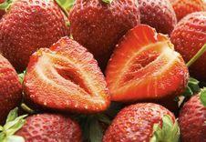 Free Strawberries Royalty Free Stock Image - 16089916