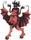 Free Double Devil Royalty Free Stock Photo - 16094655