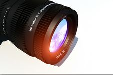 Free Lens Stock Images - 16090134