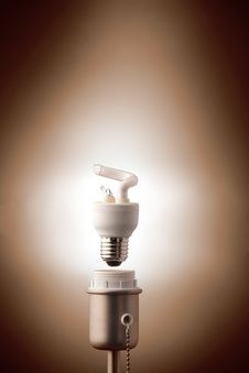 Free Broken Bulb Royalty Free Stock Photo - 16090195
