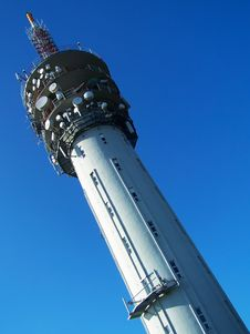 Free TV Tower Hady Stock Image - 16090561