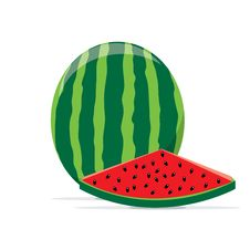 Free Water Melon Royalty Free Stock Photo - 16093165