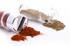 Free Scattered Paprika Stock Image - 16093981