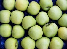 Free Green Apples Texture Royalty Free Stock Images - 16094299