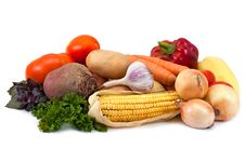 Free Vegetables Stock Image - 16094751