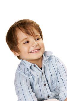Free Laughing Boy Royalty Free Stock Photos - 16095528