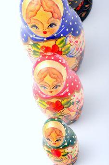Free Babushka Royalty Free Stock Images - 16095749
