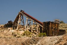 Free Old Mine Equipment Stock Photo - 16095770