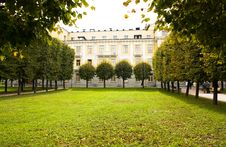 Free Park In Arkhangelskoe Manor Stock Photo - 16095810