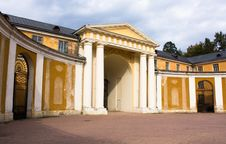 Free Palace In Arkhangelskoe Stock Photography - 16095992