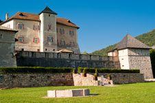 Free Thun Castle Stock Photo - 16097040