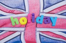 Free Holiday In Britain: Possible Logo  Royalty Free Stock Photography - 16097397