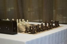 Free Chess Board Stock Image - 16098581