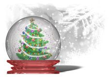 Free Traditional Christmas Illustration Stock Images - 16098914