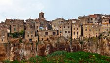 Free Pitigliano Stock Photo - 16099680