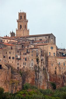 Free Pitigliano Royalty Free Stock Photo - 16099685