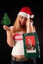 Free Christmas Girl Stock Images - 1610394