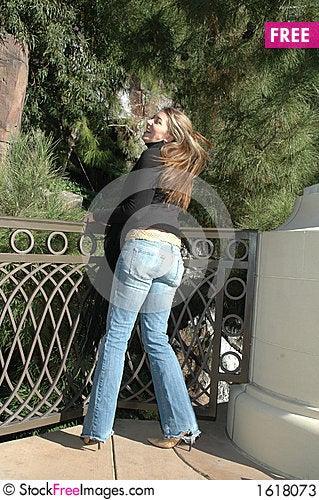 Free Carefree Woman Stock Photos - 1618073