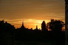 Free Royal Sunset Stock Images - 1610034