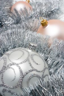 Free Christmas Decoration Royalty Free Stock Photography - 1610837