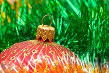 Free Christmas Decoration Stock Image - 1610921