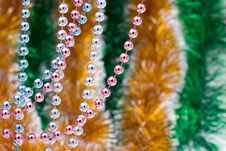 Free Christmas Decoration Royalty Free Stock Photography - 1611097