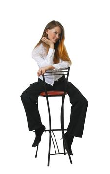 Free Girl Stock Image - 1611211