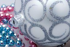 Free Christmas Decoration Royalty Free Stock Photos - 1611778
