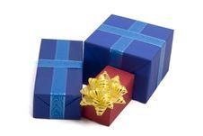 Free Gift Boxes 42 Stock Photo - 1611970